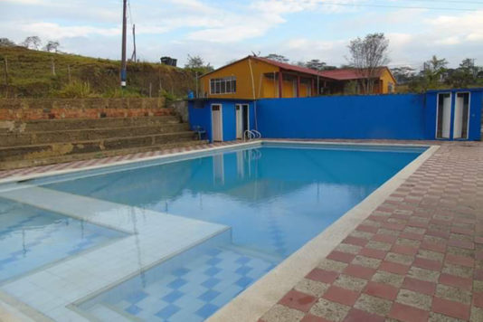 Centro Recreacional de Campohermoso - Boyacá