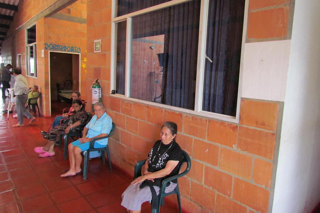 Ancianato de Campohermoso - Boyacá